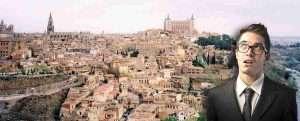 Pulsera turística Toledo