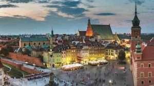 Razones viajar a Polonia
